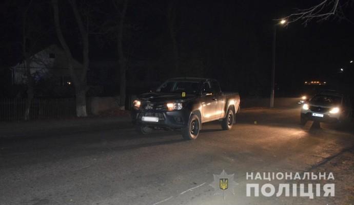 ДТП у Тульчинському районі: чоловік перебігав дорогу та загинув під колесами автомобіля