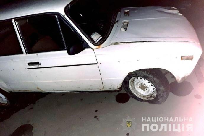 На Вінниччині п'яний чоловік викрав автомобіль у знайомого (Фото)