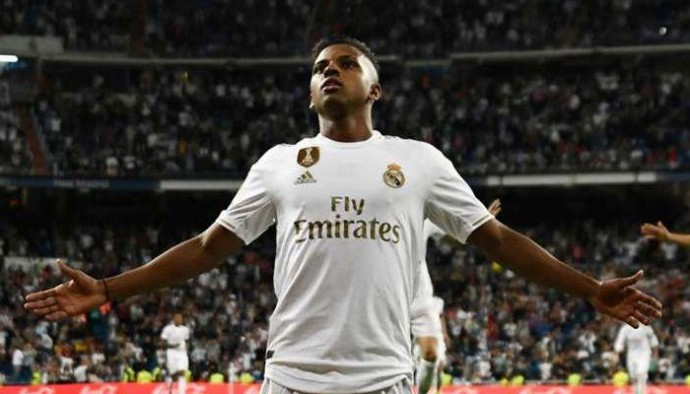 Родриго из Реала признан игроком недели в Лиге чемпионов