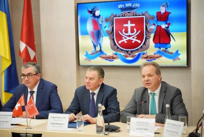У Вінниці завершується україно-швейцарський проєкт з енергоефективності