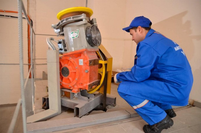 Мастерлифт - надежное обслуживание лифтов в Киеве