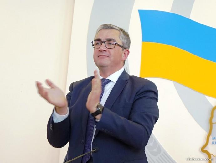 Голові Вінницької ОДА Владиславу Скальському призначили трьох заступників - ЗМІ