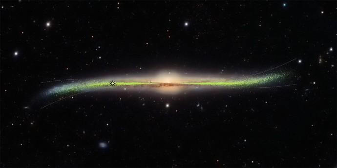 Ученые выяснили форму Вселенной