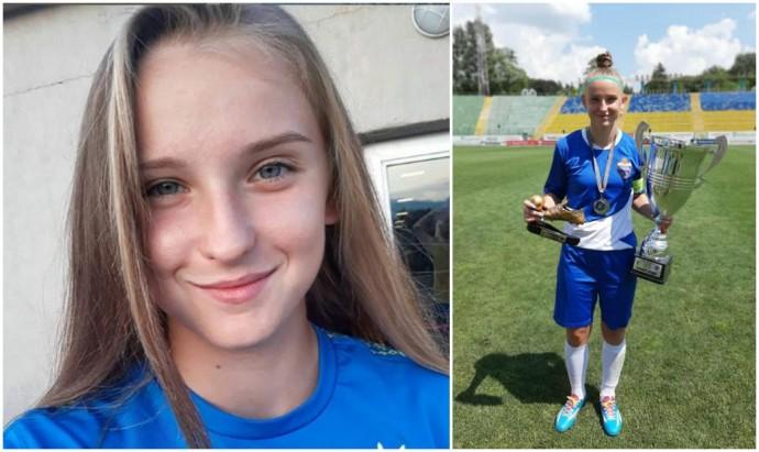 17-річну дівчину з Вінниці визнали кращою молодою футболісткою України в 2019 році (Фото+Відео)