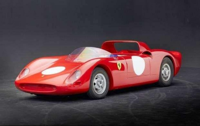 Уникальный Ferrari продали по цене новой Toyota Camry