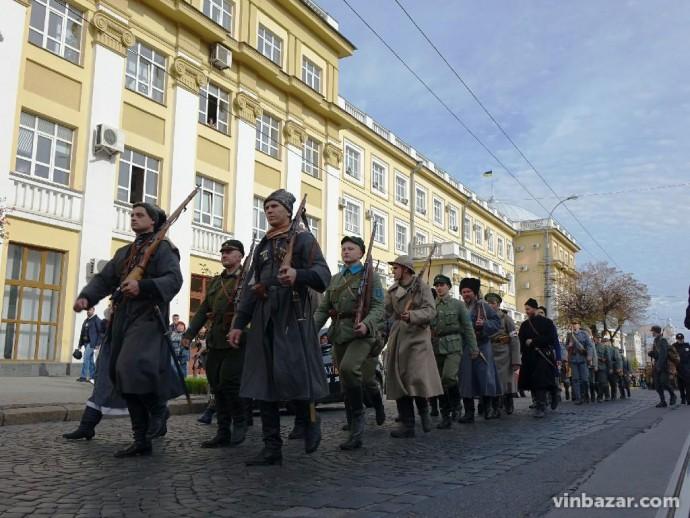 Біля Вінниці організовують військово-історичний фестиваль до річниці Першого зимового походу армії УНР