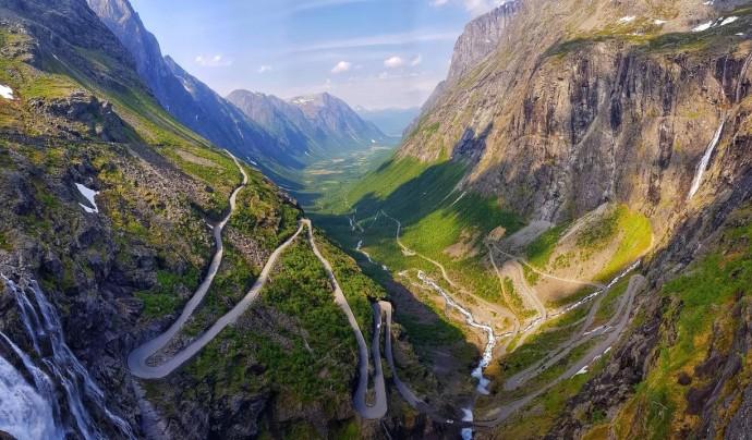 Скандинавия - что посмотреть туристу в этих странах