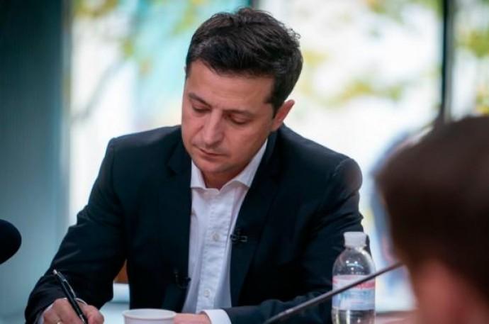 Зеленський змінив частину голів райдержадміністрацій на Вінниччині