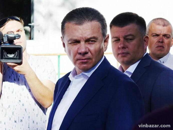Мер Вінниці підписав заяву-звернення до влади щодо загроз децентралізації