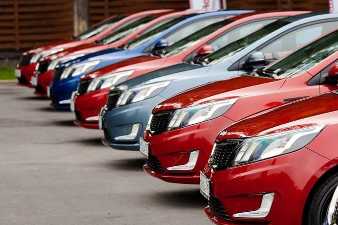 В Украине вырос рынок новых автомобилей