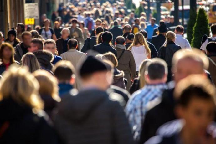 Население России сокращается второй год подряд
