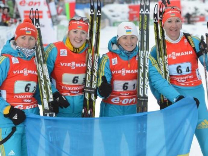 Украинки провалили индивидуальную гонку на Кубке мира по биатлону