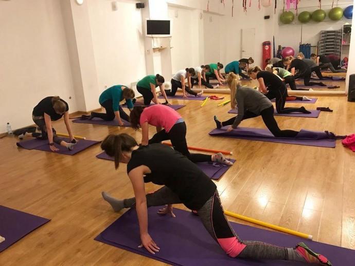 Unity Fitness Club - кращий жіночий фітнес у Львові
