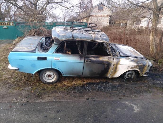 У Гнівані через газову установку згорів