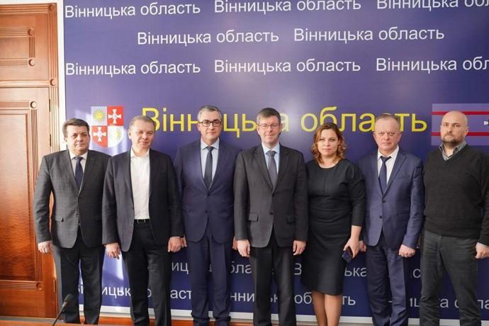 У Вінниці відбудеться україно-литовський бізнес-форум