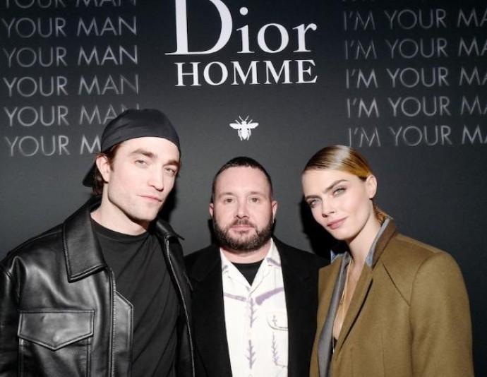 Презентация нового аромата: Роберт Паттинсон, Белла Хадид, Кейт Мосс и другие звезды на вечеринке Dior