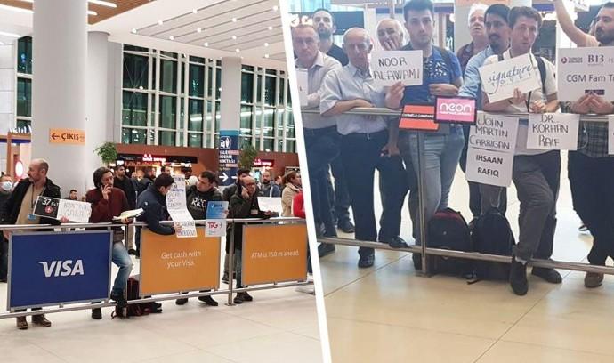 Из-за жадности аэропорт Стамбула погрузил прилетающих туристов в полный хаос
