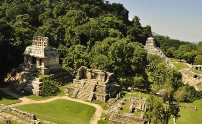 Легендарные сокровища ацтеков нашли в Мексике