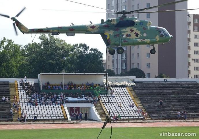 Під Вінницею створили ексадрилью Сил спеціальних операцій