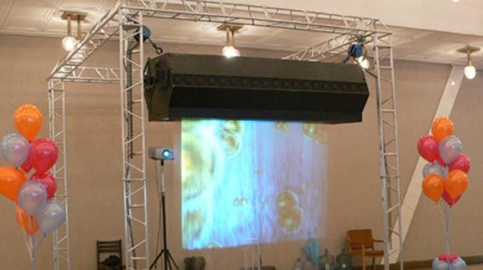 Туманный экран - фантастический инструмент для рекламы
