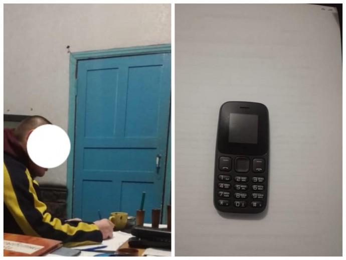У Вінниці засуджений ошукував людей. Телефонував з колонії та представлявся працівником банку (Фото)