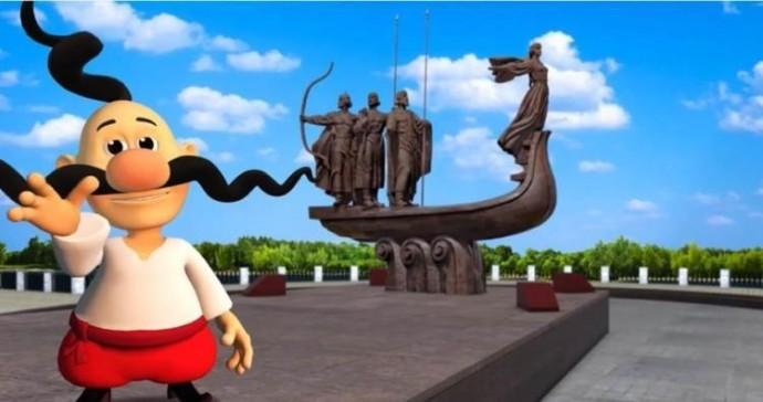 Компанія Samsung Electronics Україна розробила AR – додаток за мотивами культового українського мультфільму «Як козаки»