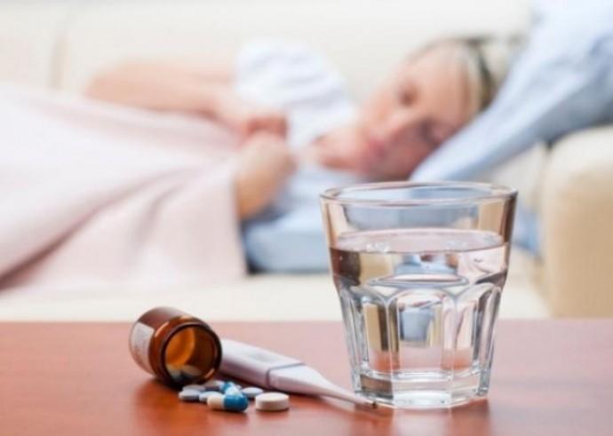 У Вінницькій області зафіксовано середній рівень захворюваності на грип