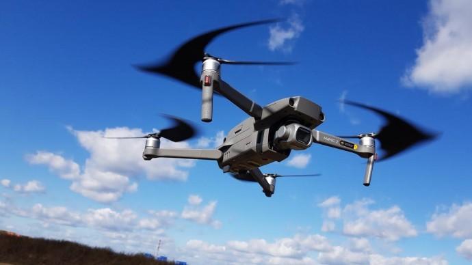 В Нью-Йорке будут осматривать здания будут с помощью дронов