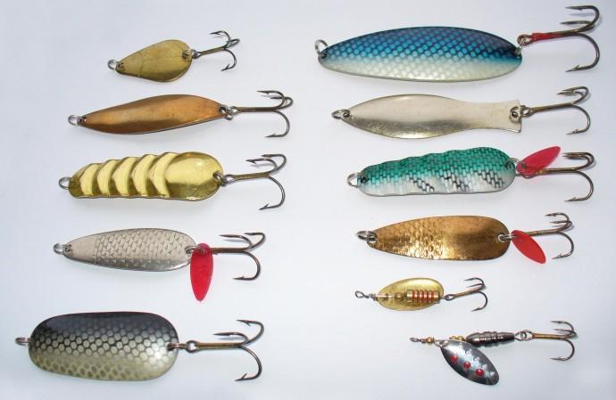 Блесна: что о ней нужно знать рыбаку?