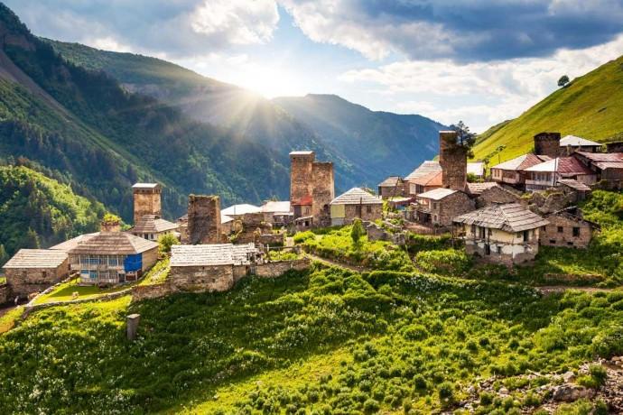 Грузия: страна для туристов