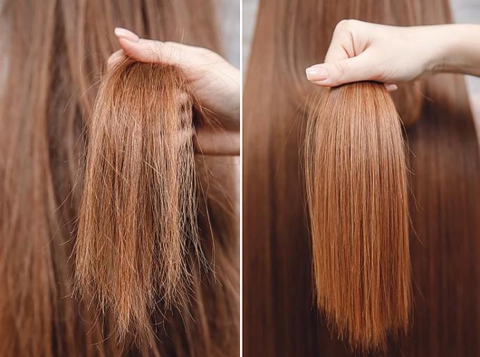 Современные процедуры для волос в парикмахерской в Кривом Роге