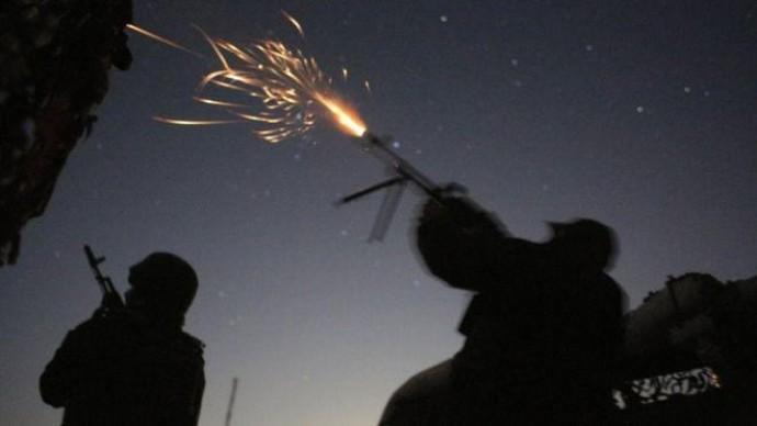 На Донбасі ворожі війська пішли у наступ