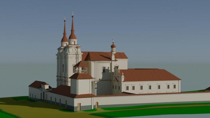 У Вінниці представили перший етап 3D-реконструкції центру міста (Фото+Відео)