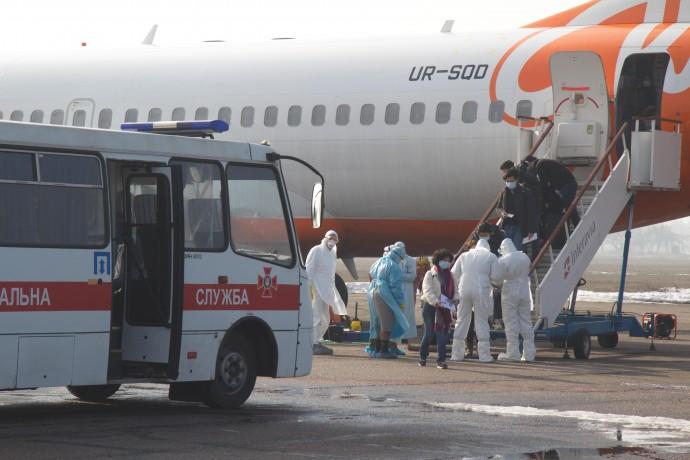Серед евакуйованих з китайського Уханю є жителі Вінниччини