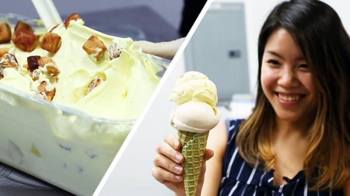Как сделать идеальное мороженое?