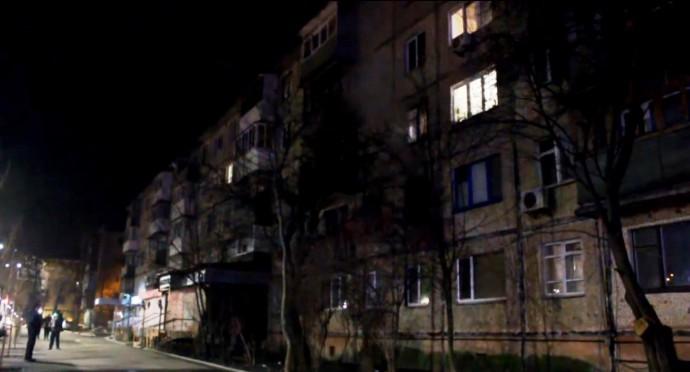 На Замостянській сталась пожежа в п'ятиповерхівці (Фото)
