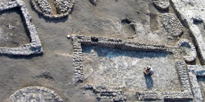 В Израиле нашли каменный город, которому 7200 лет