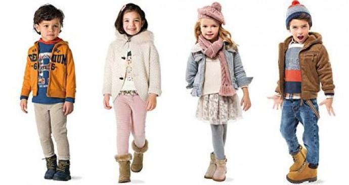 Брендовая детская одежда Westernbrands