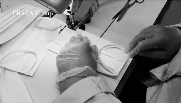Prada пошьет 110 тыс. масок и 80 тыс. комплектов спецодежды для итальянских врачей