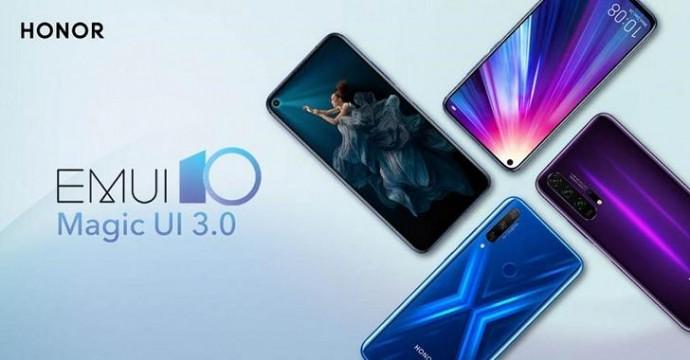 4 смартфона Honor получат Android уже через три дня