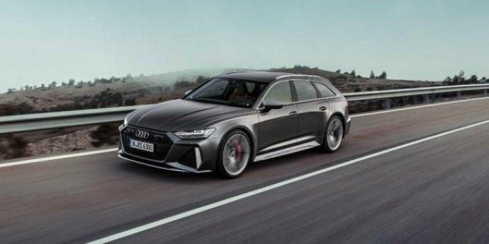 Audi опубликовала цены на «заряженный» универсал RS6 Avant