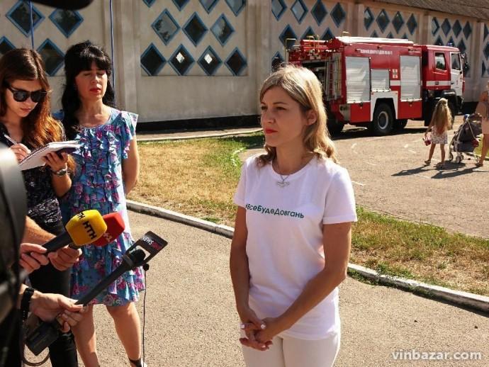 """У проєкті """"Жінка Вінниччини"""" перемогла дружина рятувальника, яка зібрала кошти на лікування чоловіка"""