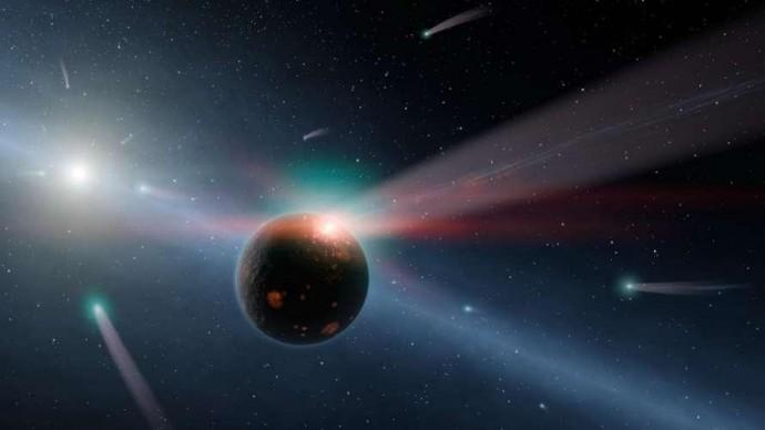 Астрономы сообщили, когда можно будет увидеть комету Atlas