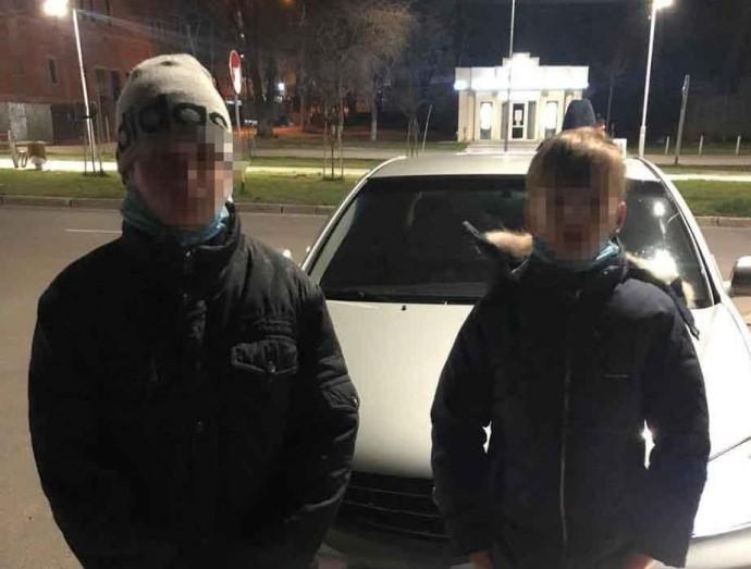 У Вінниці розшукали двох хлопців, які не повернулись додому після прогулянки