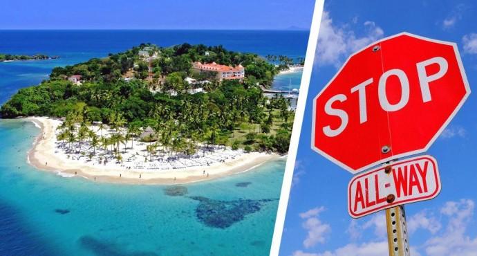 Доминикана закрывает границы для всех туристов: туризм принесён в жертву коронавирусу