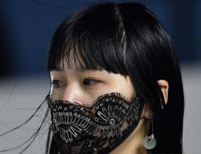 Подборка дизайнерских масок от коронавируса (Фото)