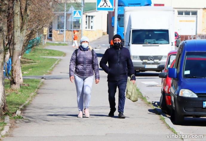 Станом на 25 березня у Вінницькій області не виявлено COVID-19, але троє людей під підозрою