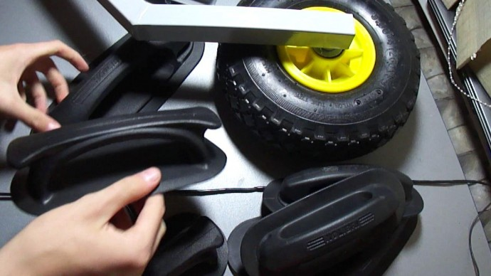Транцевые колеса для лодки ПВХ: практичность и функциональность
