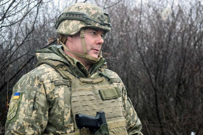 Зеленський повернув на посаду командувача об'єднаних сил вихідця з Вінниччини