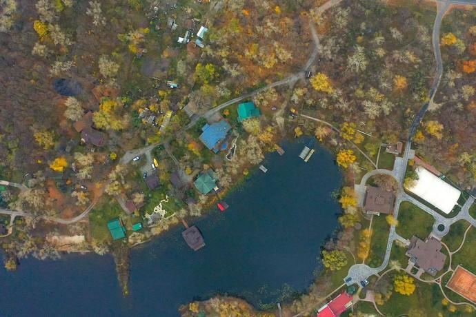 Киевская область вернула землю в прибрежной зоне